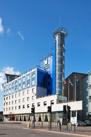 Holiday Inn Express Glasgow City Centre - Theatreland: Holiday Inn Express Glasgow Theatreland, close to bus station.