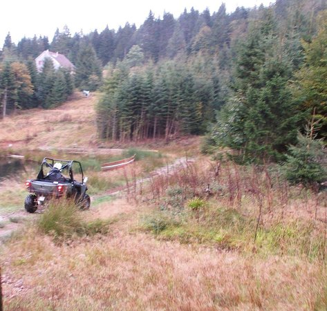 Ban-sur-Meurthe-Clefcy, Francia: balade en forêt !