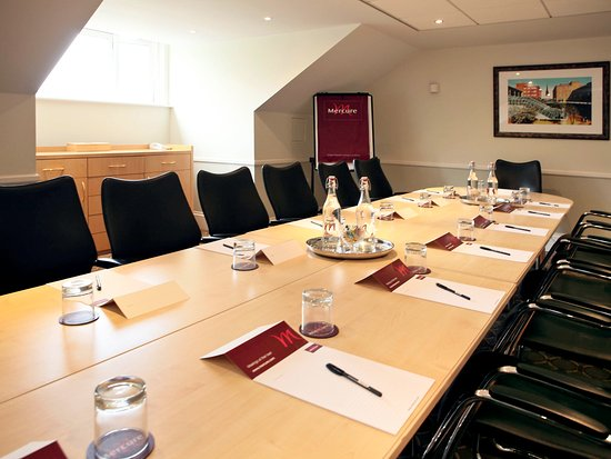 Brandon, UK: Meeting Room