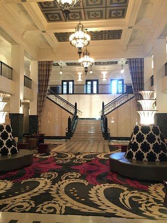 Lobby Picture Of The Mayo Hotel Tulsa Tripadvisor