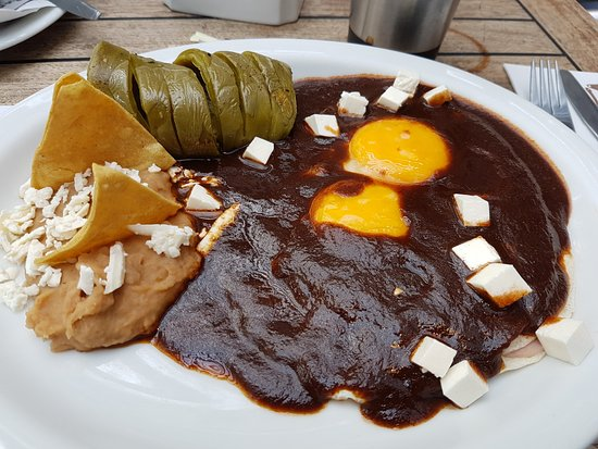 Garabatos Dessert Mexico City