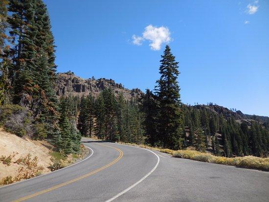 Mineral, Καλιφόρνια: Roadside View
