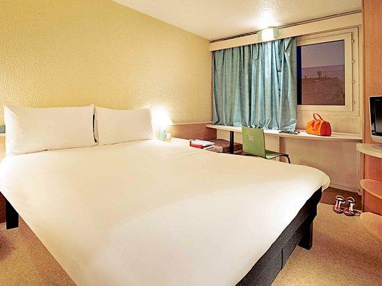 Ibis Marseille Centre Prado Vélodrome : Guest Room