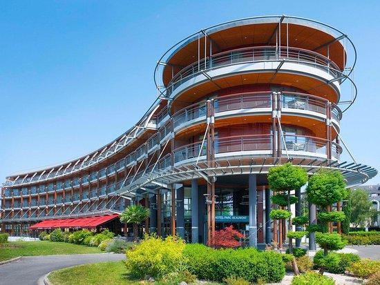 Hotel Parc Beaumont: Exterior