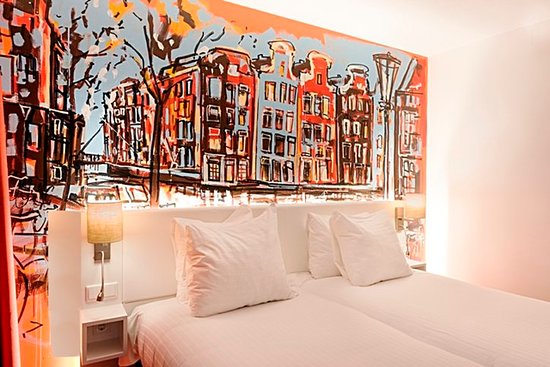 WestCord Art Hotel Amsterdam: Superior twin/double
