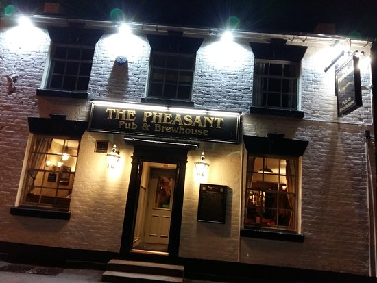 The Pheasant Pub and Brewhouse