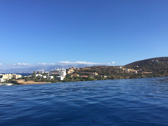 Six Senses Spa at Porto Elounda Crete: Floating away