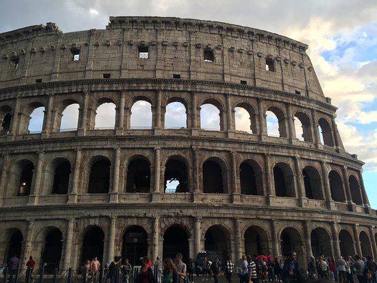 โรม, อิตาลี: Garbatella, colosseo ,ponte milvio