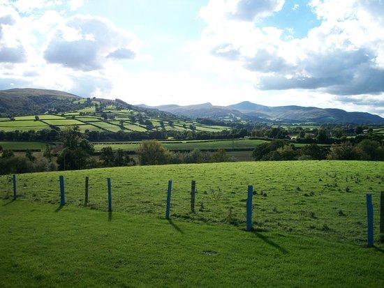 Llanhamlach, UK: ford inn wales