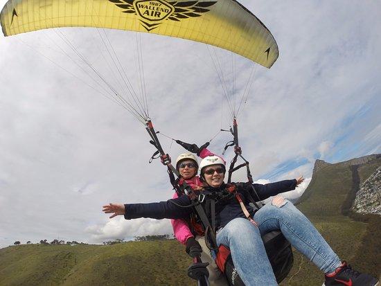 Wynberg, South Africa: Flying high