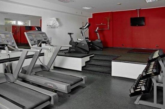 Radisson Hotel Colonia del Sacramento: Fitness Room