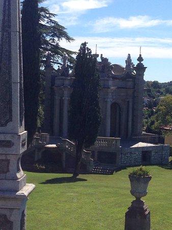Comerio, Italia: Parco di Villa Tatti Tallacchini