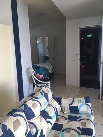 Amaroo at Trinity: Corner suite