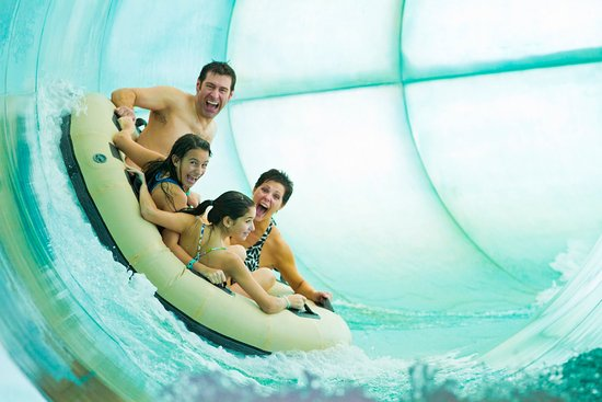 Great Wolf Lodge: Grand Mound Water Park