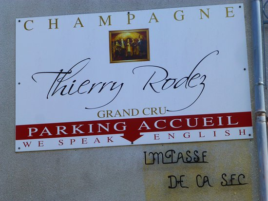 Ambonnay, Франция: Great little place for a visit. Casual with delicious champagnes.