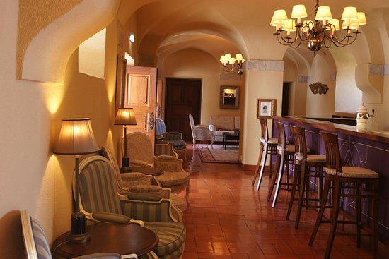 Pousada de Palmela Historic Hotel: Bar/Lounge