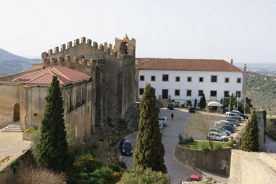 Pousada de Palmela Historic Hotel: Exterior