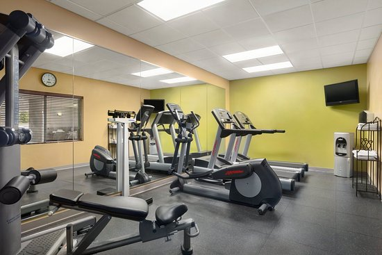 Athens, Джорджия: Fitness Center