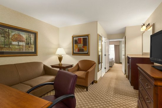 Country Inn & Suites By Carlson, Athens: Suite