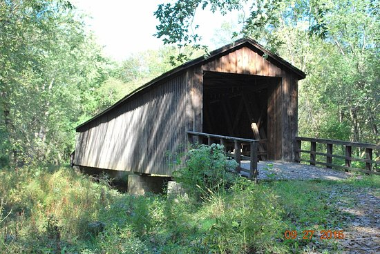 Locust Creek Covered Bridge State Historic Site
