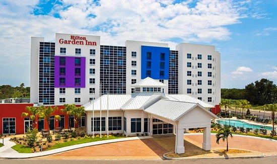 Hilton Garden Inn Tampa Airport Westshore: Hotel Exterior