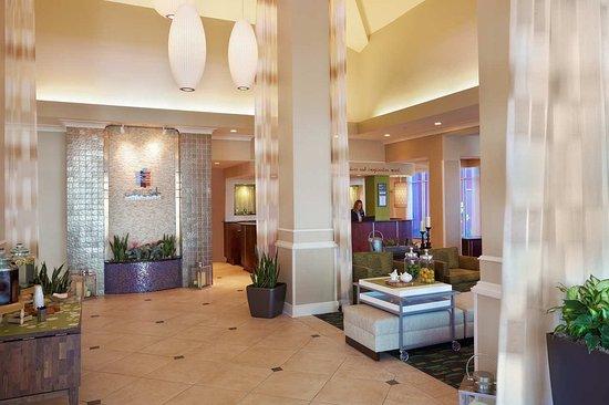 Hilton Garden Inn Tampa Airport Westshore: Lobby Entrance