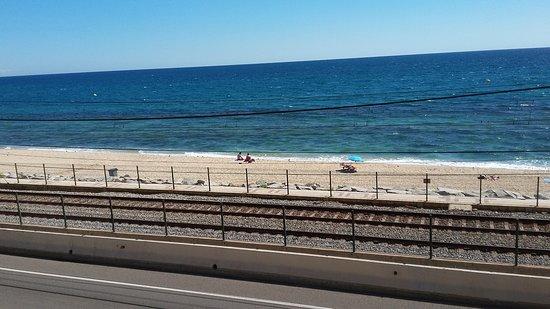 Vila de Premia : From our balcony