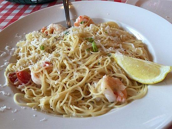 Salvetti's Italian Grill, Ocean Springs - Menu, Prices