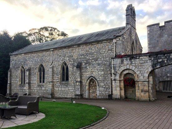 Hazlewood, UK: The Chapel