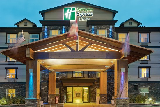 Holiday Inn Express Hotel & Suites Courtenay Comox Valley SW: Hotel Exterior