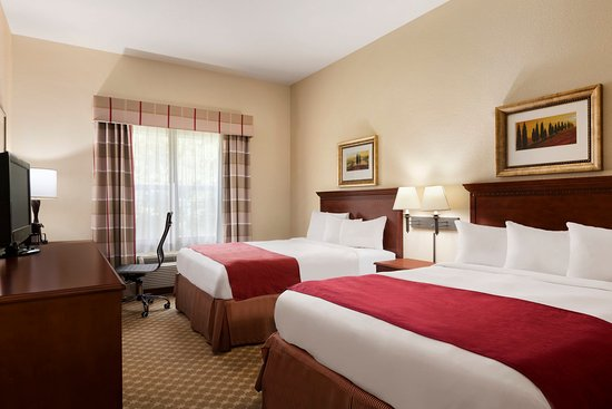 Country Inn & Suites By Carlson, Macon North: Guest Room