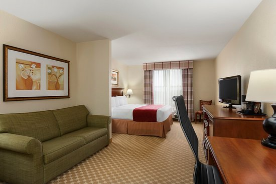 Country Inn & Suites By Carlson, Macon North: Suite