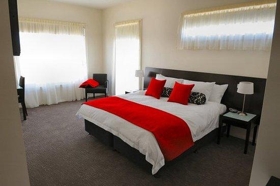 George Town, Australia: Deluxe Hotel Room