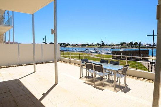 George Town, Australia: Peppers York Cove Room View