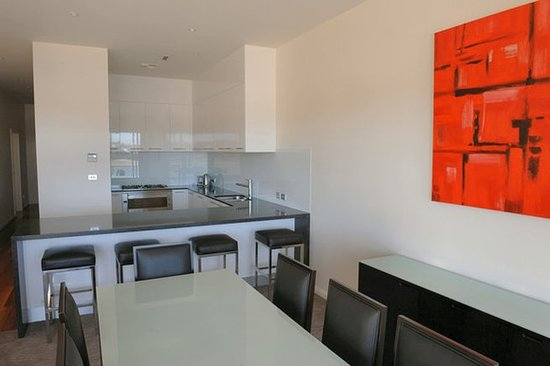 George Town, Australia: Peppers York Cove Room Kitchen