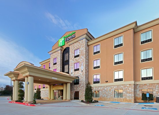 All Holiday Inn Express Hotels In Paris Tx