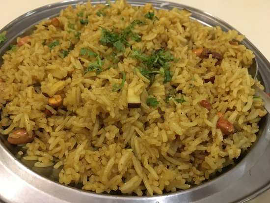 kerala cafe amazing tamarind rice simple delicious