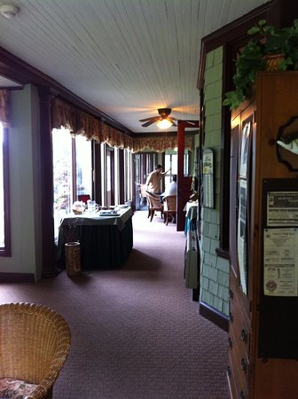 Forestburgh, NY: Breakfast Area