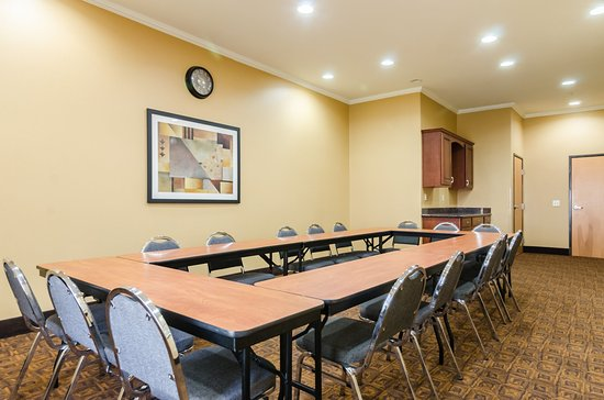 Comfort Suites : Meeting Room