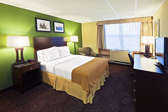 Holiday Inn Express on Fort Sill : 1 Bedroom Studio