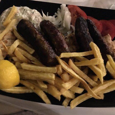 gods restaurant schweinkebab
