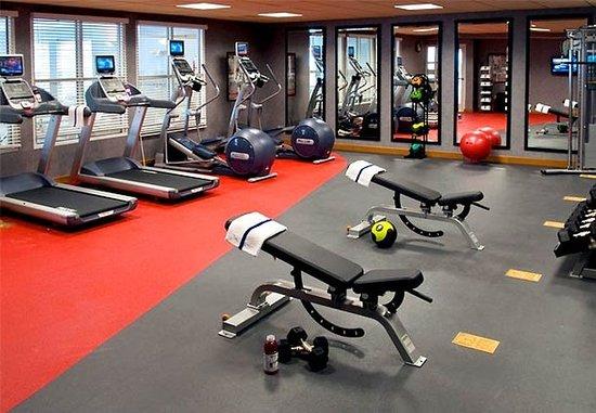 Branchburg, นิวเจอร์ซีย์: Fitness Room