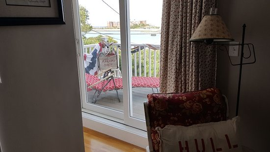 Hull, MA: Room Anna Rose