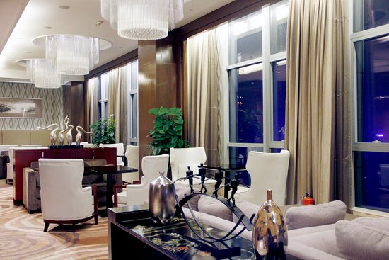 Xiangyang, China: Executive Lounge