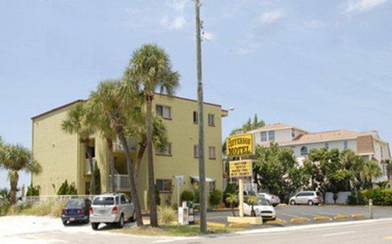 Jefferson Motel Apartments : Exterior