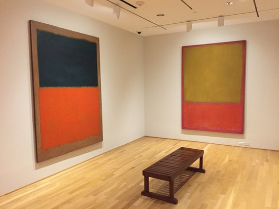 The Phillips Collection  The Rothko Room. The Rothko Room   Picture of The Phillips Collection  Washington