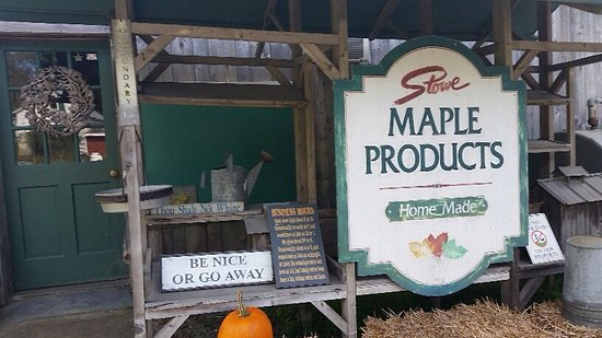 ‪Stowe Maple Products‬