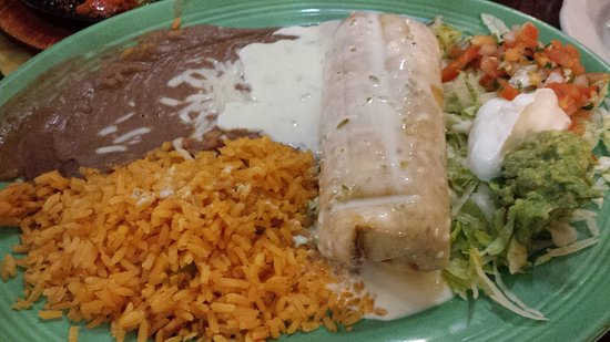 Berlin, WI : My Favorites, Queso Funding app & Chicken Chimi