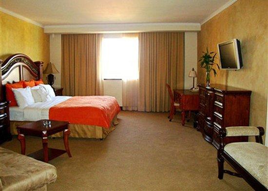 Hotel Gran Mediterraneo: Deluxe Suite