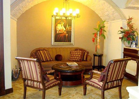 Hotel Gran Mediterraneo: Lobby